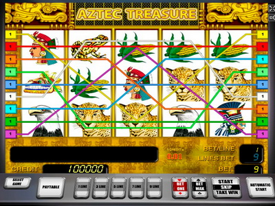 Видеообзор слота Aztec Treasure